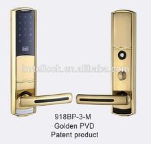 korea design keypad and RF card door lock