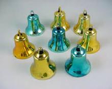 Custom design christmas plastic bell,factory price christmas plastic bell,high quality christmas plastic bell