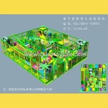 Guangzhou Perfect Professional children indoor soft playground equipment H38-0242