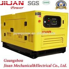 power diesel slient generator with super used 212 perkins engines