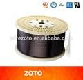 Esmaltado bobina de plástico alambre de aluminio cable eléctrico de Zhejiang