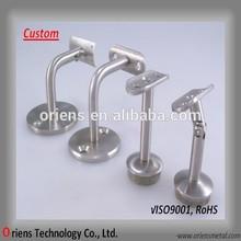 precision metal pole clamp bracket
