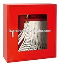 Gabinete fuego con soporte para manguera
