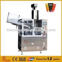 Condensed milk soft tube filling sealing machine