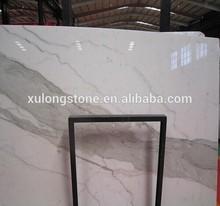 Top quality italian marble Calacatta White Marble