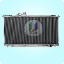 full aluminum radiator for Subaru sti 2008+/ GC8/ WRX 2002/ FORESTER 99-02/ IMPREZA 99-01/ BAJA / LEGACY / OUTBACK