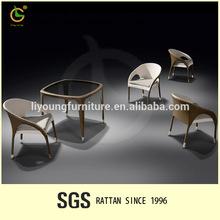 Estilo chinês cor original padrão mesa de café tamanhos LG48-3506
