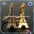 Llaveros de Torre Eiffel Llavero de venta al por mayor,Fabricantes de llaveros en China