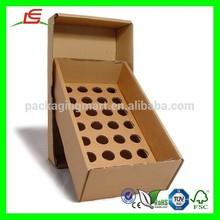 D171 Brown Storage Box with 24mm Holed Platform
