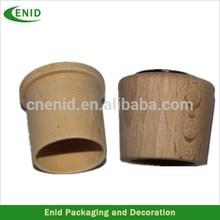 wooden perfume top