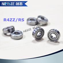 Bearing factory in Ningbo inch ball bearing R4 ZZ RS