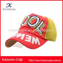 OEM Cheap 100% Cotton Plain Embroidered Baseball Hat/Cap
