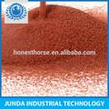 Chorro de agua de mármol de corte abrasivo/arena granate
