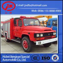 DONGFENG 140 water foam fire truck 4000L (JDF5090GXFPM33E dual type fire truck)