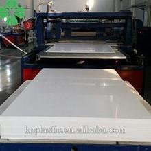 WHITE PVC FOAM BOARD PVC SHEET