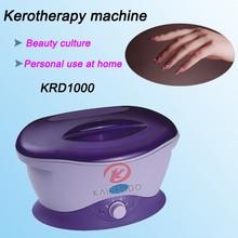 KAREADO Home use portable salon warmer spa paraffin wax machine hand bath