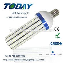 wholesale cost price 100w Epistar SMD 2835 led corn light