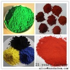 Top quality Color iron oxide colorant for wood mulch