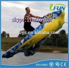 rafts inflatable flying boat manta ray / yacht inflatable boat manta ray / inflatbale flying manta ray boat rental