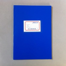 glossy/matter cheap price notebook with pocket