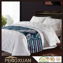 china wholesale 100% cotton jacquard white hotel cheap bed sheets