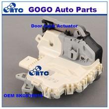 GOGO Door Lock Actuator FOR AUDI A4 OEM 8K0839016,8K0 839 016