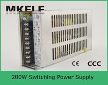 SD-200C-12 CE approved 200w 12v dc/dc power supply converters