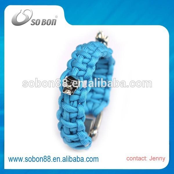 Skull Bracelets Wholesale Wholesale Paracord Bracelet