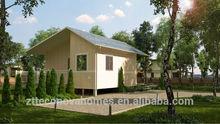 ZTT Econova cheap prefabricated modular homes for sale