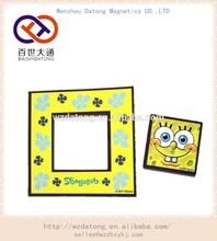 educational_pretty_fridge_magnet_photo_frame_for_children_s_toys_spongebob_design