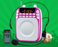 2015 newest portable loudspeaker amplifier for tour guide