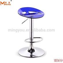 modern acrylic bar stool
