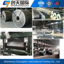 galvanized steel strip cold rolling mill/galvanized steel sheet yield strength