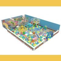 Intellectual Game For Kids Naughty Castle Indoor Equipment