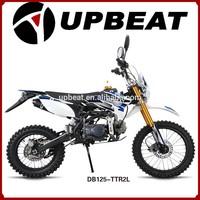 four stroke TTR style 125cc off road bike pit bike lifan dirt bike with head light