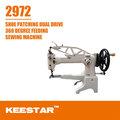 Keestar 2972 chaussures faire cordonnier machine à coudre utilisé