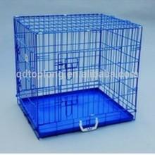 large folding carrier dog cage