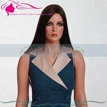 cheap brazilian virgin hair 100%human hair glueless full lace wigs wholesale