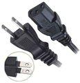 Japón estándar del pse enchufe eléctrico, japonés enchufe eléctrico, cable de alimentación