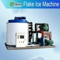 comercial 30 portátil de toneladas de hielo en escamas fabricante de la máquina