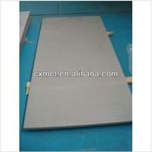 2015 China Best Selling Ti Gr7 titanium plate price