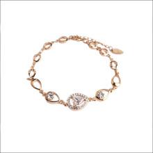 Wholesale Alibaba Fashion Design Bracelet Jewelry Personalized Copper Bracelet HSL-142