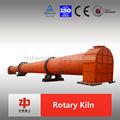 China top brand horno rotatorio precio/rotary horno incinerador