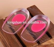 Best seller heel cup, gel heel pads ,heel cushions for shoes