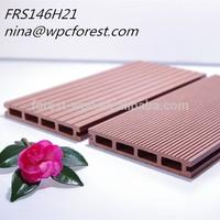 146x21mm garage anti-slip floor mat bamboo plastic composite deck natural stone pool deck