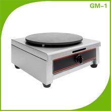 High quality single plate gas crepe maker GM-1