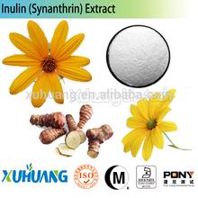 Organic Inulin powder /bulk inulin extract sweeter ingredient