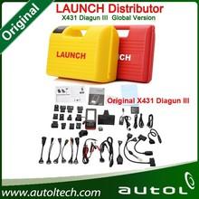 Launch Authorized Distributor X431 Diagun Scan Tool 2015 Original Launch X431 Diagun 3 Software Update Free Update