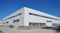 china export big light steel structure prefab house steel frame