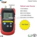 De mano de fibra óptica de la fuente de láser tld7002a con longitud de onda de 850/1300nm